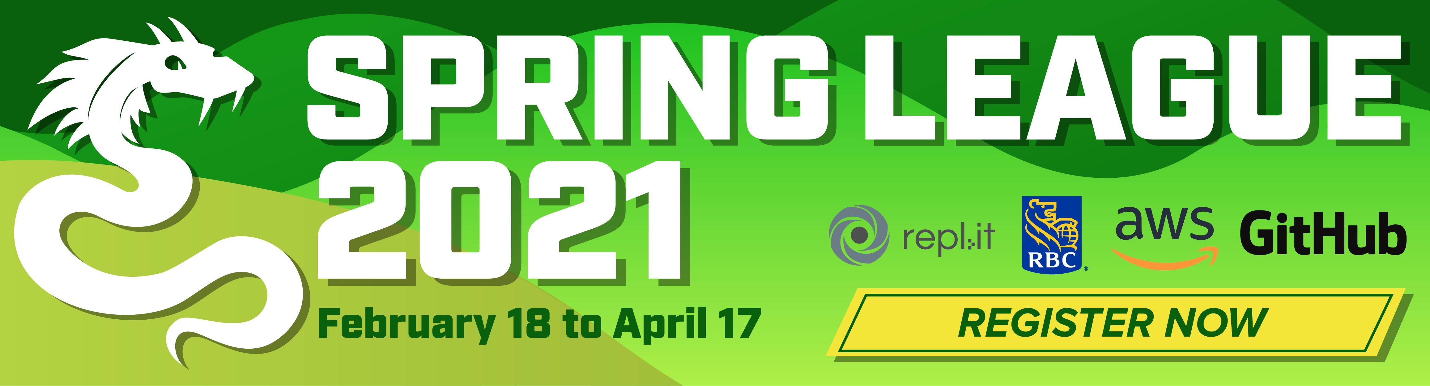 Spring League 2021