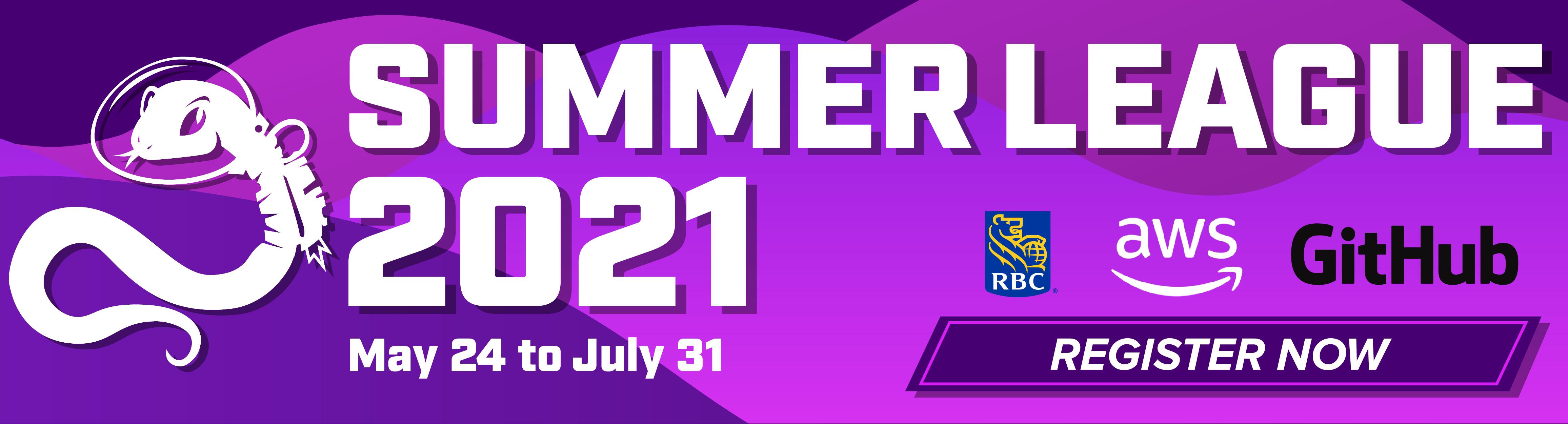 Summer League 2021 Reg